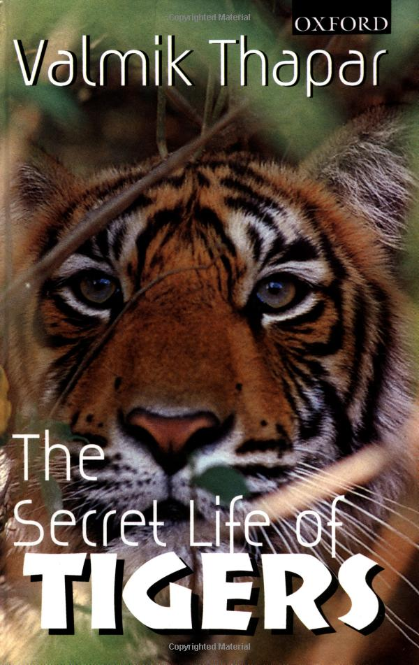 Secret life of tigers